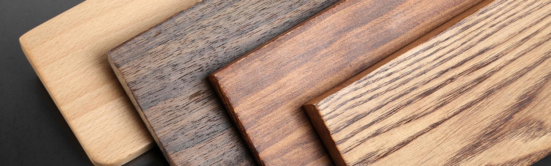 NPKC Wooden Wrist Rests