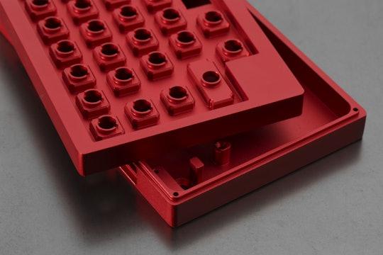 HHKB CNC Aluminum Case