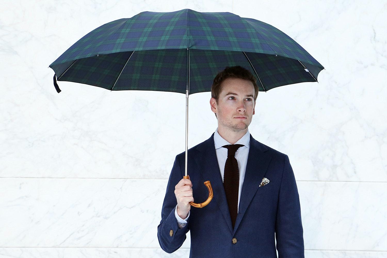 Kent Wang Folding Umbrella