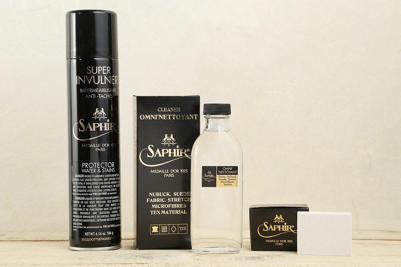 Saphir Suede Kit