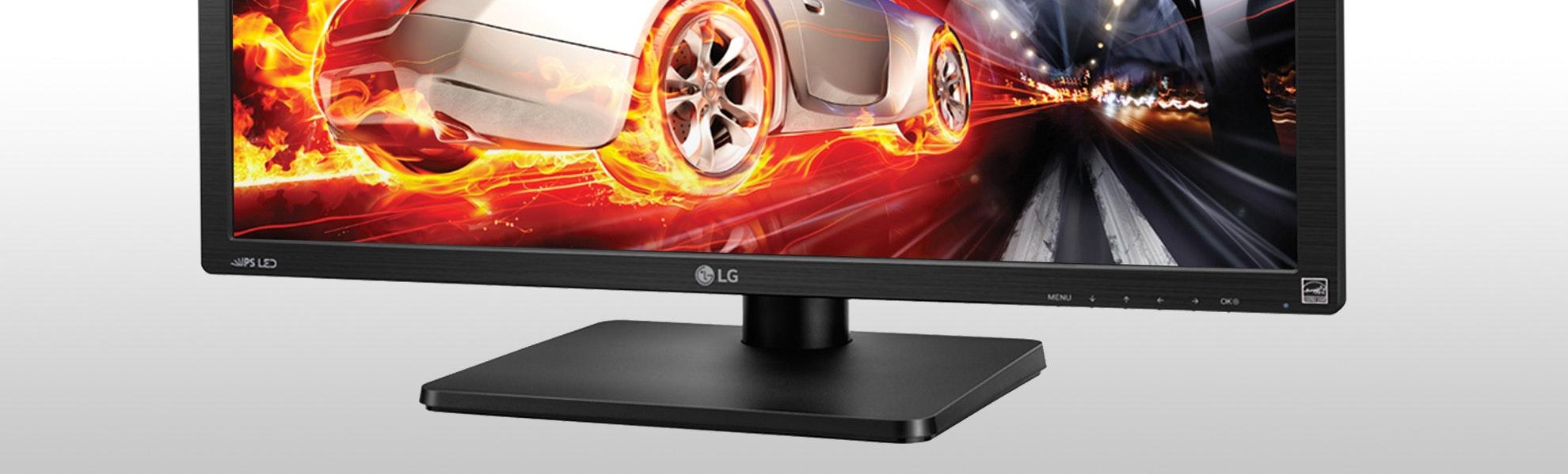 "LG 27"" Ultra HD 4K Monitor"