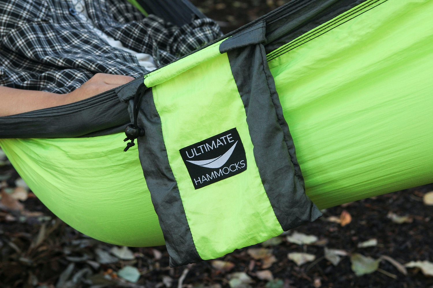 The Ultimate Hammock Single and Strap Bundle