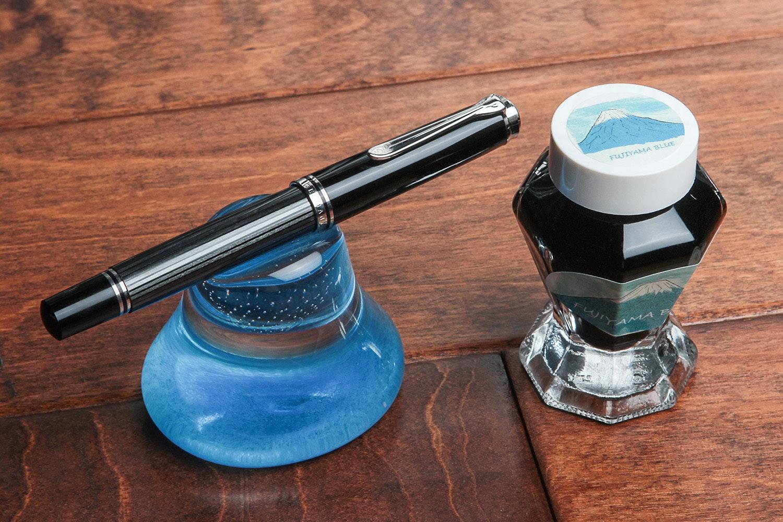 Bungbox Fujiyama Ink & Pen Rest Set