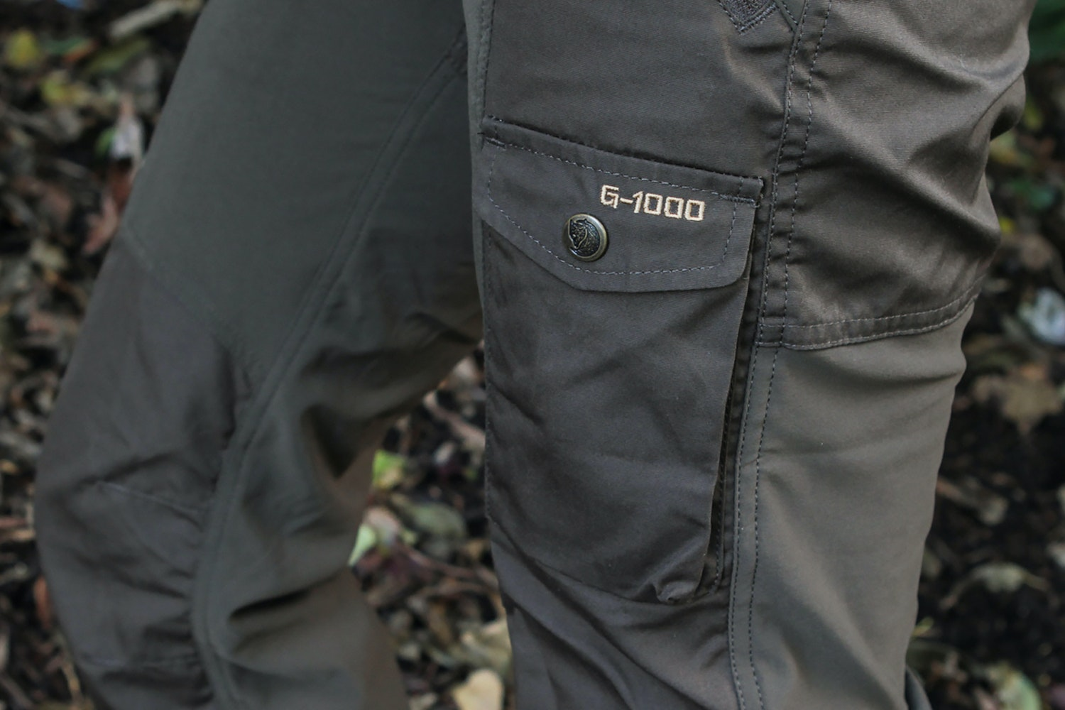 Fjallraven Nikka Womens Trousers