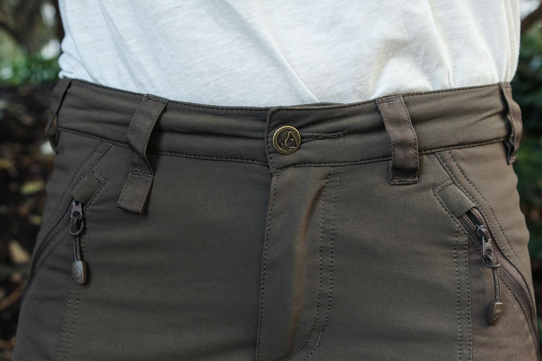 Fjallraven Nikka Womens Trousers