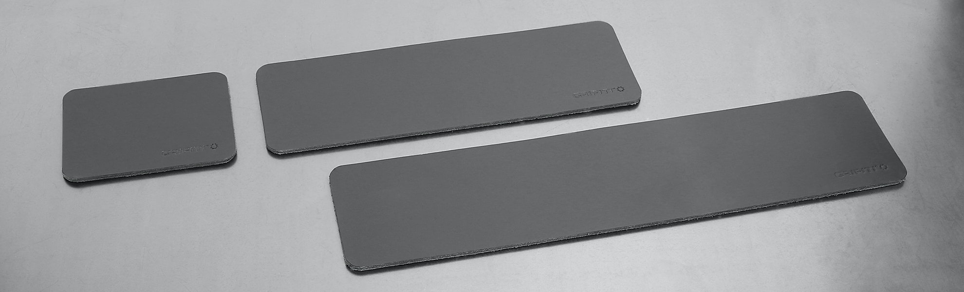 Grifiti Slim Leather Wrist Pad Bundle