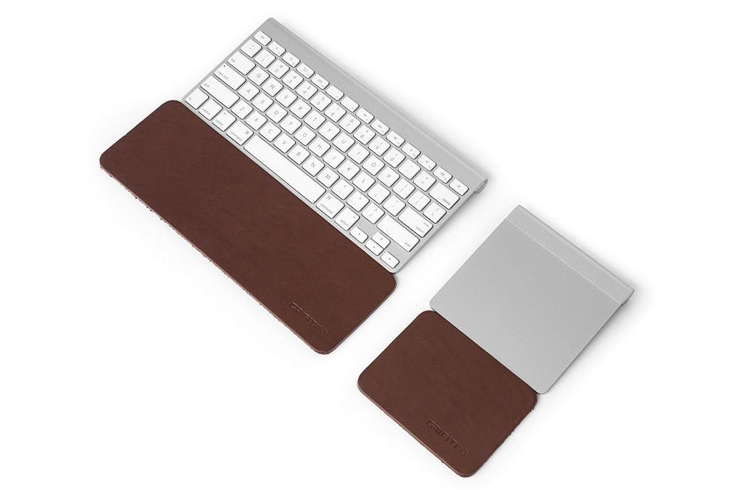 Grifiti Slim Leather Wrist Pad Bundle