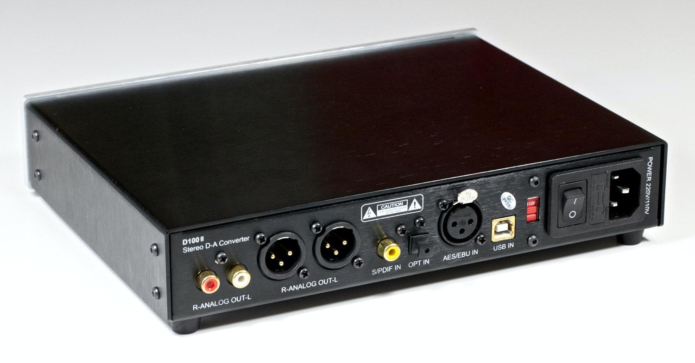 Yulong D100 MKII Amp/DAC Combo