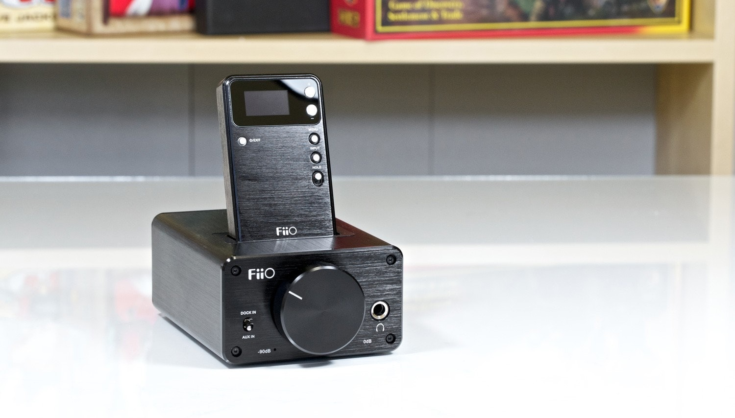 Fiio E09K Desktop Headphone Amp