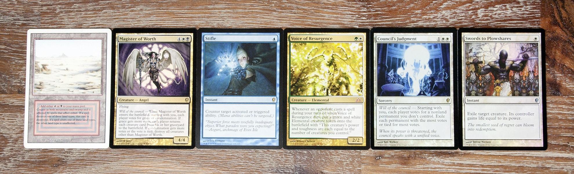 Magic 6 Card Grab Bag