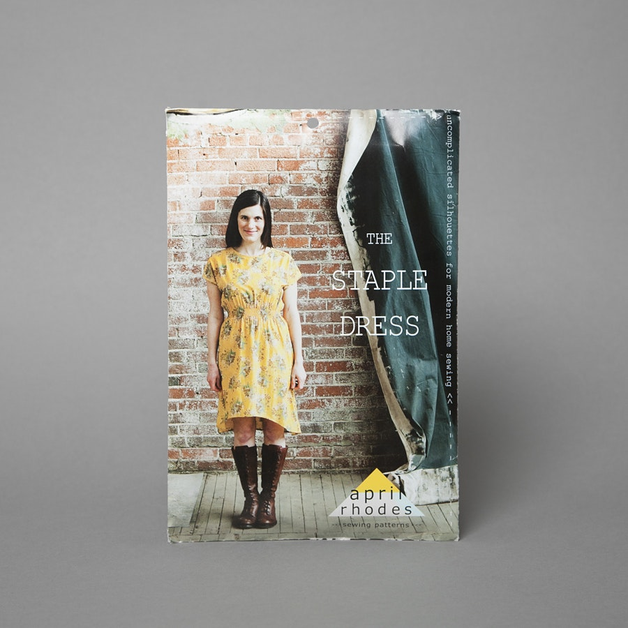 April Rhodes Sewing Pattern (2-Pack)