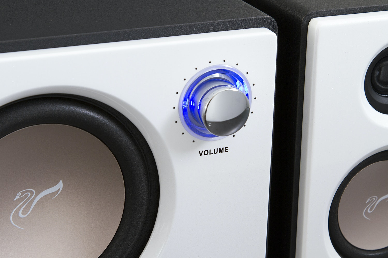 HiVi M10 Multimedia Speaker System