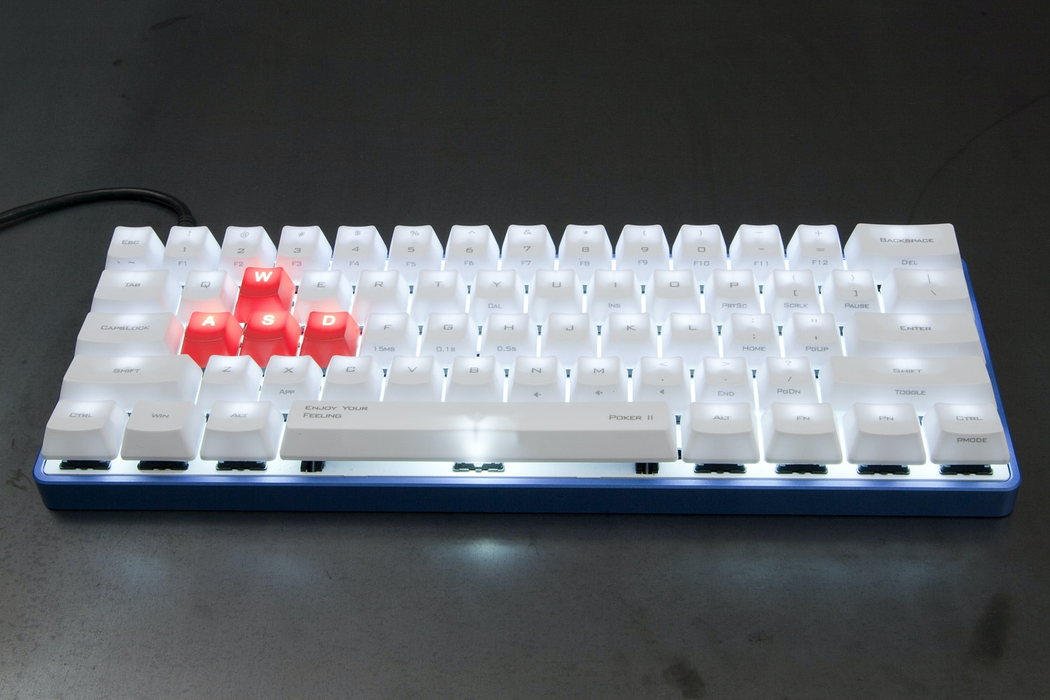 TEX Aluminum CNC 60% Keyboard Case