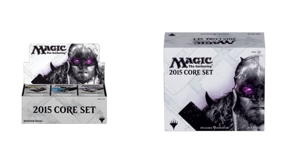 Magic 2015 Booster Box Bundle