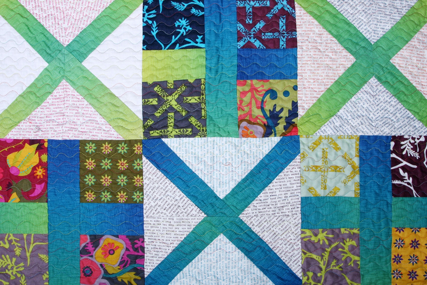 Alison Glass Quilt Patterns (3-Pack)