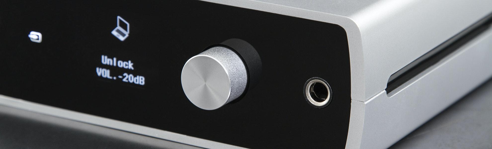 Denon DA-300USB DAC/Amp
