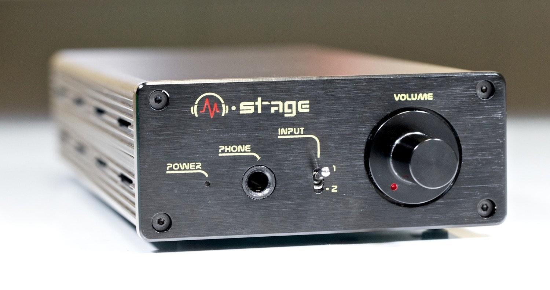 Matrix M-Stage Headphone Amp