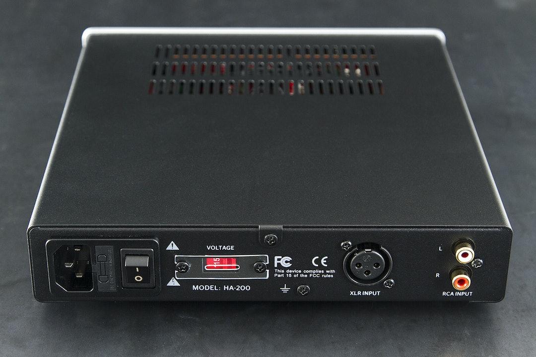 NuForce HA-200 Headphone Amplifier