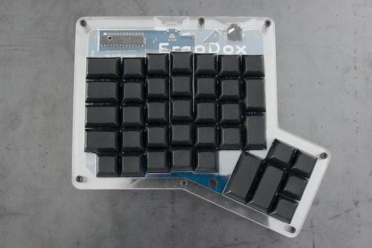 ErgoDox Ergonomic Mechanical Keyboard Kit