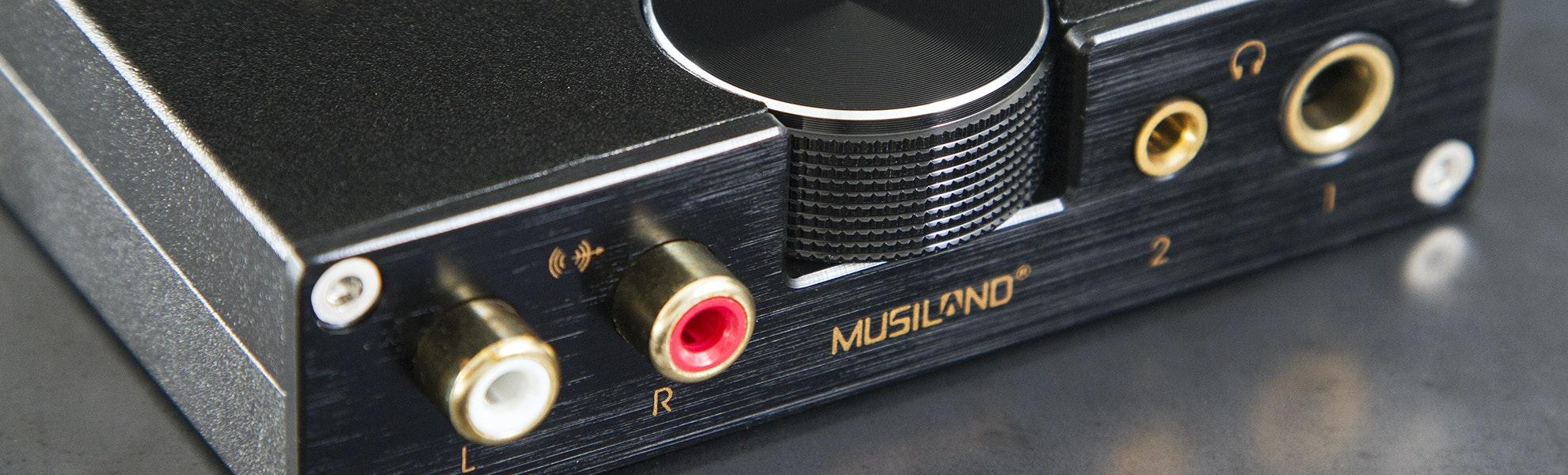 Musiland Monitor 02US Dragon DAC/Amp