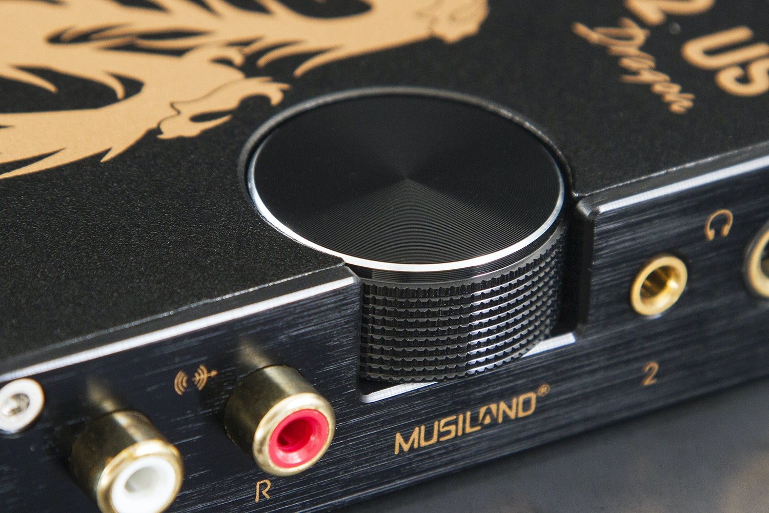 Musiland Monitor 02US Dragon DAC/Amp