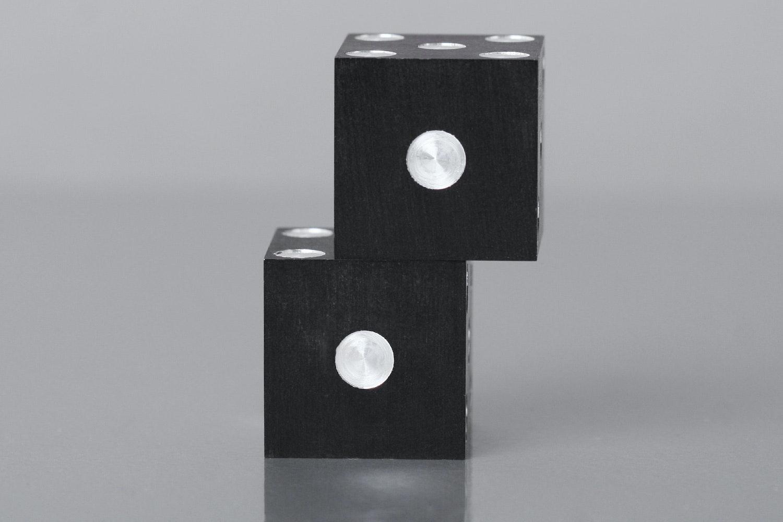 Large Amber Rix Precision Metal Die (2-Pack)
