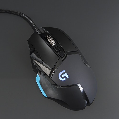 Logitech G502 Proteus Core Mouse | Price & Reviews | Drop (formerly