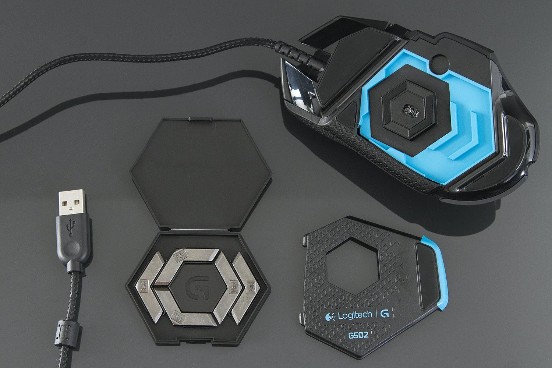 Logitech G502 Proteus Core Mouse