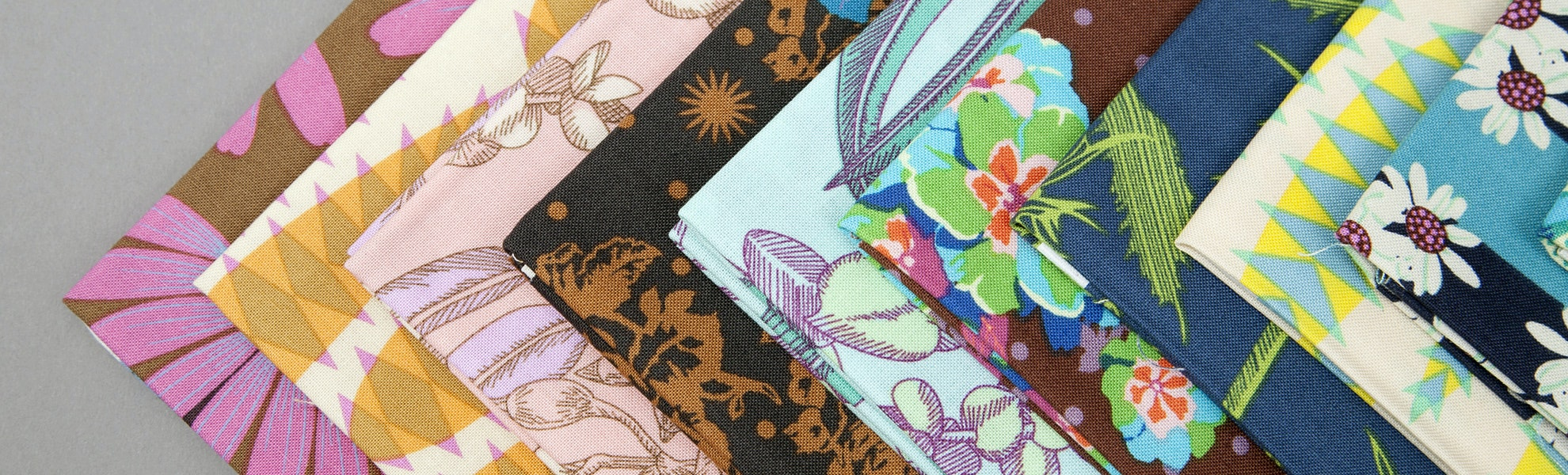 Pretty Potent Fat Quarter Bundle