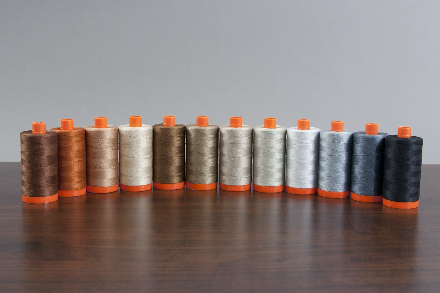 Aurifil Thread Collection Neutrals