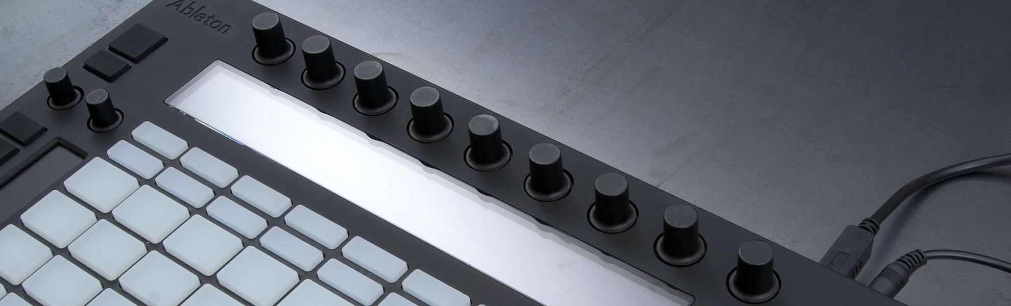 Ableton Push Controller
