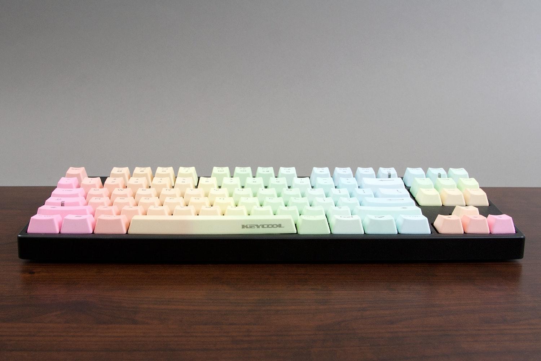 Keycool Rainbow Keycaps