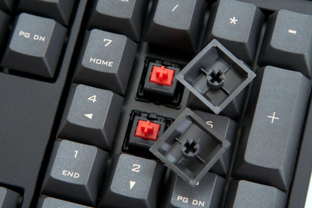 Vortex PBT Keycaps