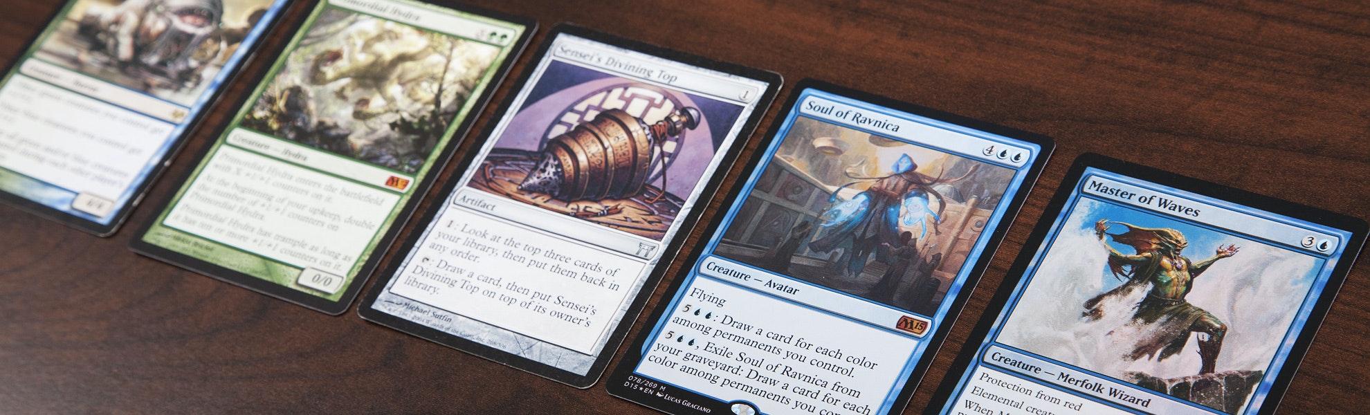 Magic Card Grab Bag