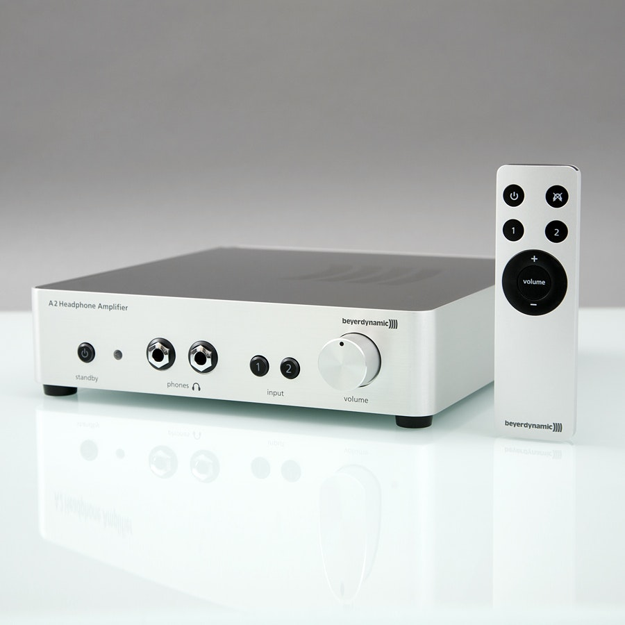 Beyerdynamic A2 Headphone Amplifier