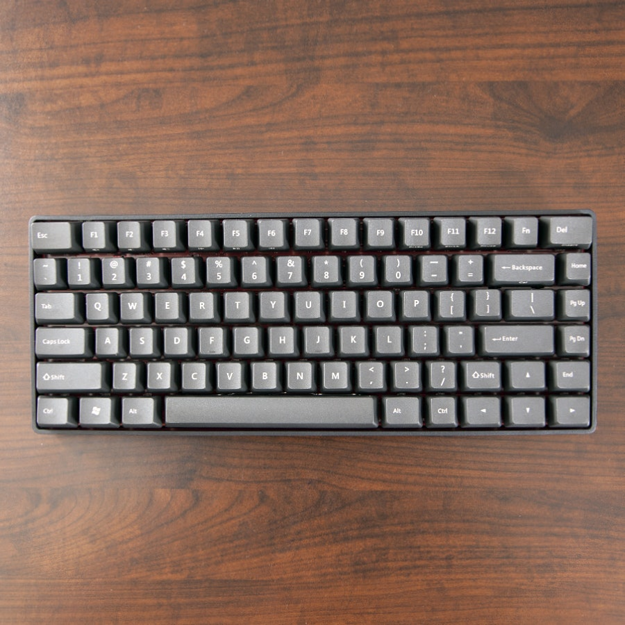 Race Mechanical Keyboard
