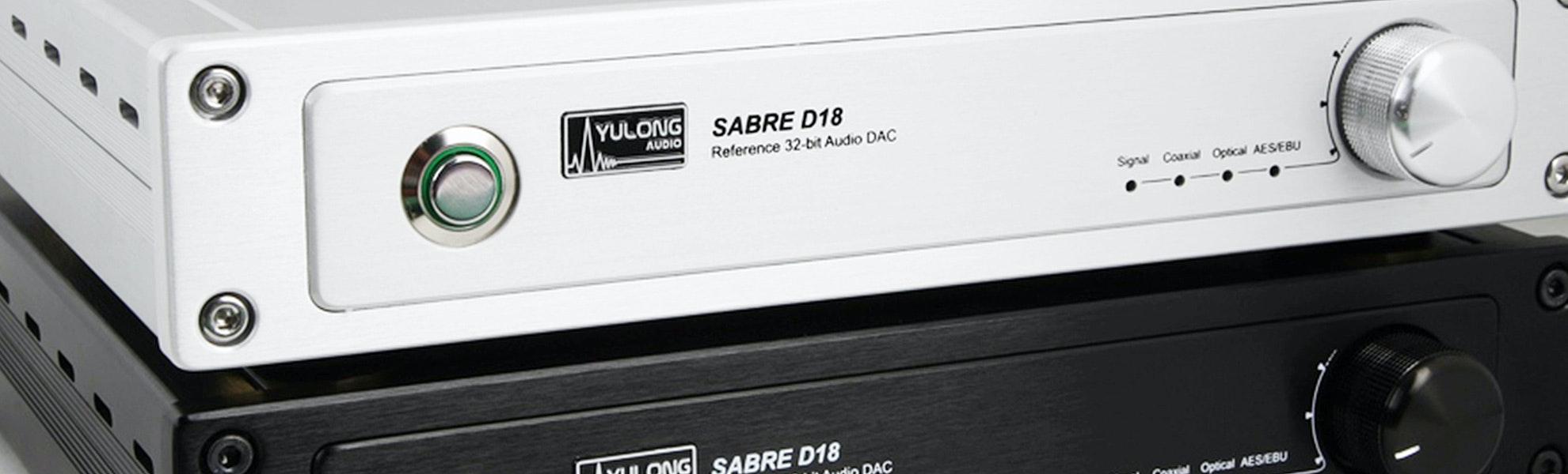 Yulong Sabre D18 Reference DAC
