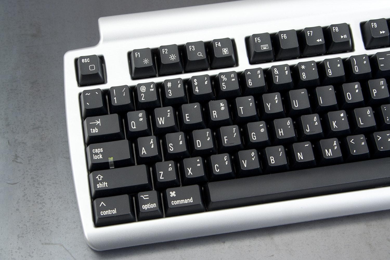 Matias Tactile One Keyboard