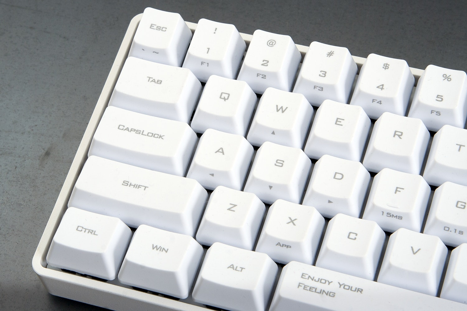 KBC Poker II Keyboard (Cherry MX Clear)
