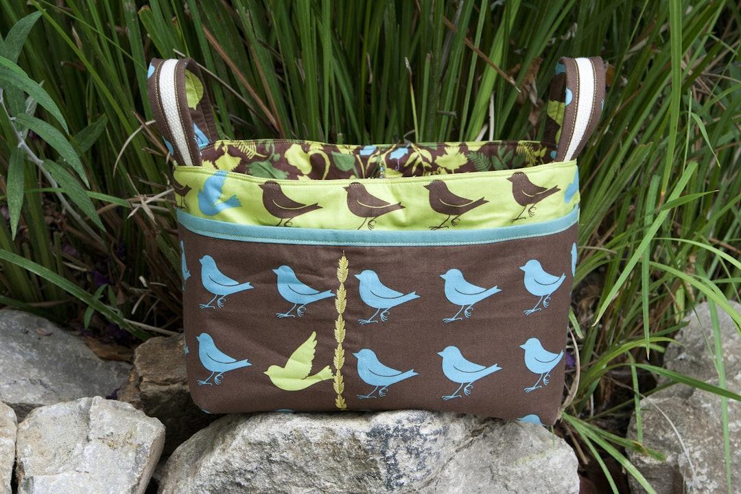 Noodlehead Bag Pattern (3-Pack)