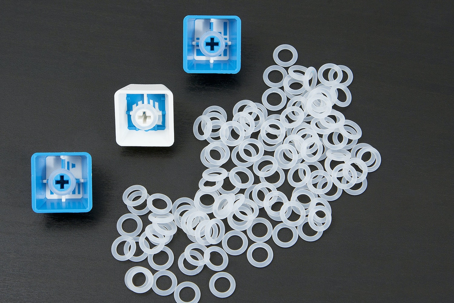 TEX Cherry MX Rubber O-Rings