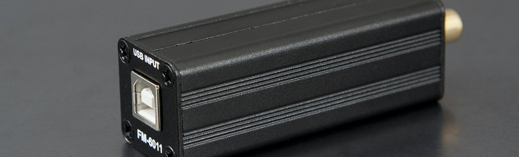 Fanmusic FM-6011 USB-to-SPDIF Converter