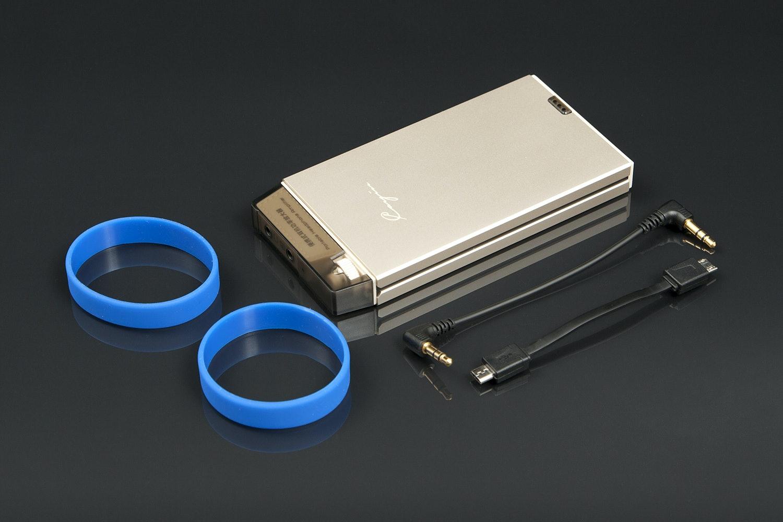 Cayin C5 Portable Amp + ECCI PR100 MKII IEM