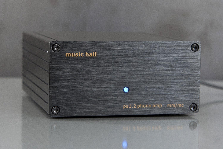 Music Hall PA1.2 Phono Amplifier