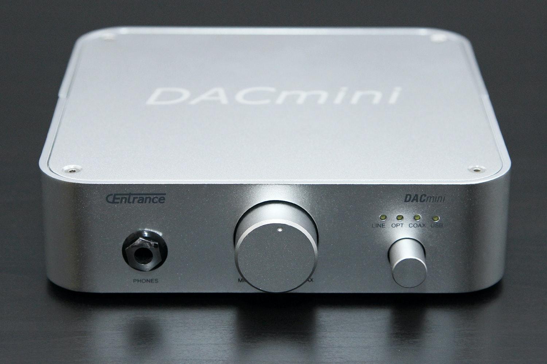 CEntrance DACmini CX Amp/DAC