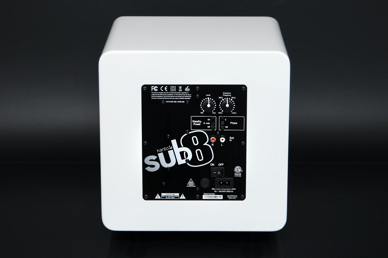 Kanto SUB8 Subwoofer
