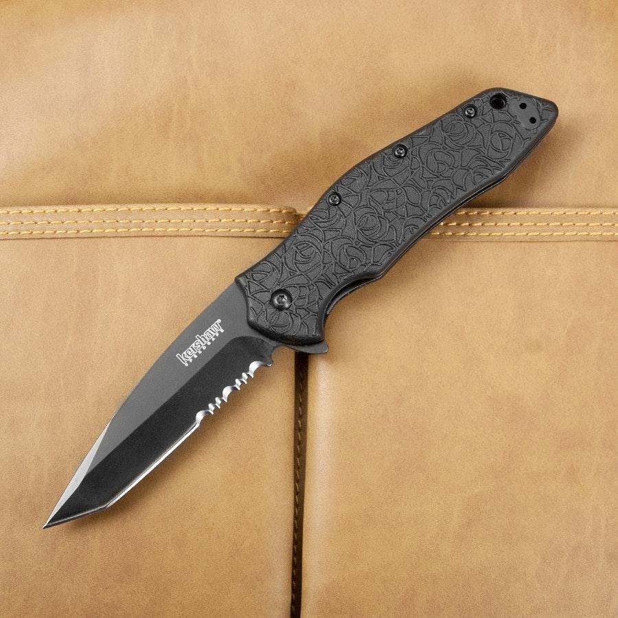 Kershaw Kuro Black Knife