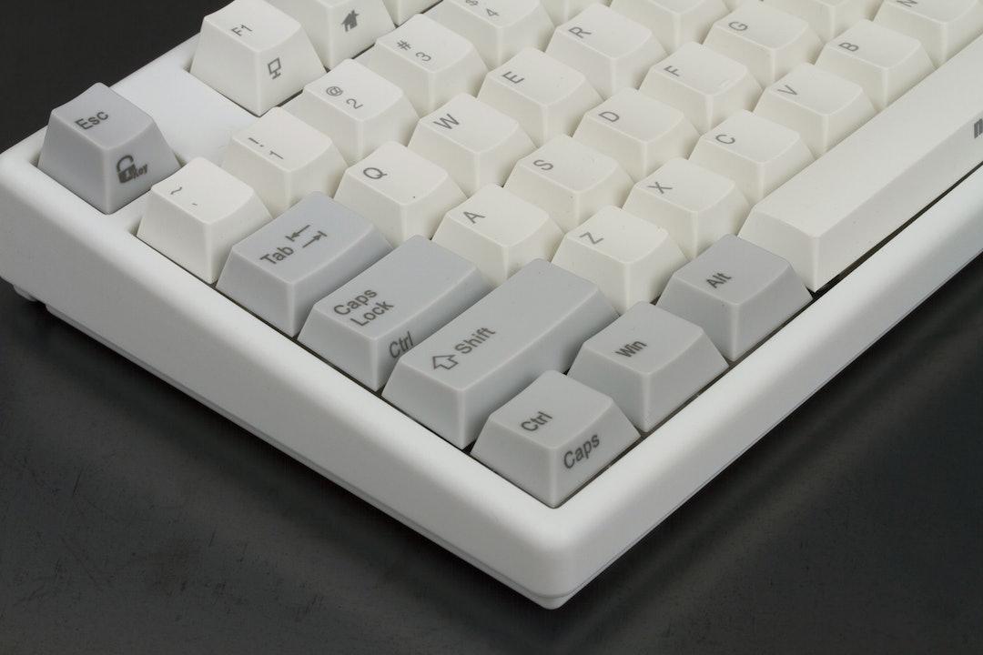Noppoo Electro Capacitive Keyboard