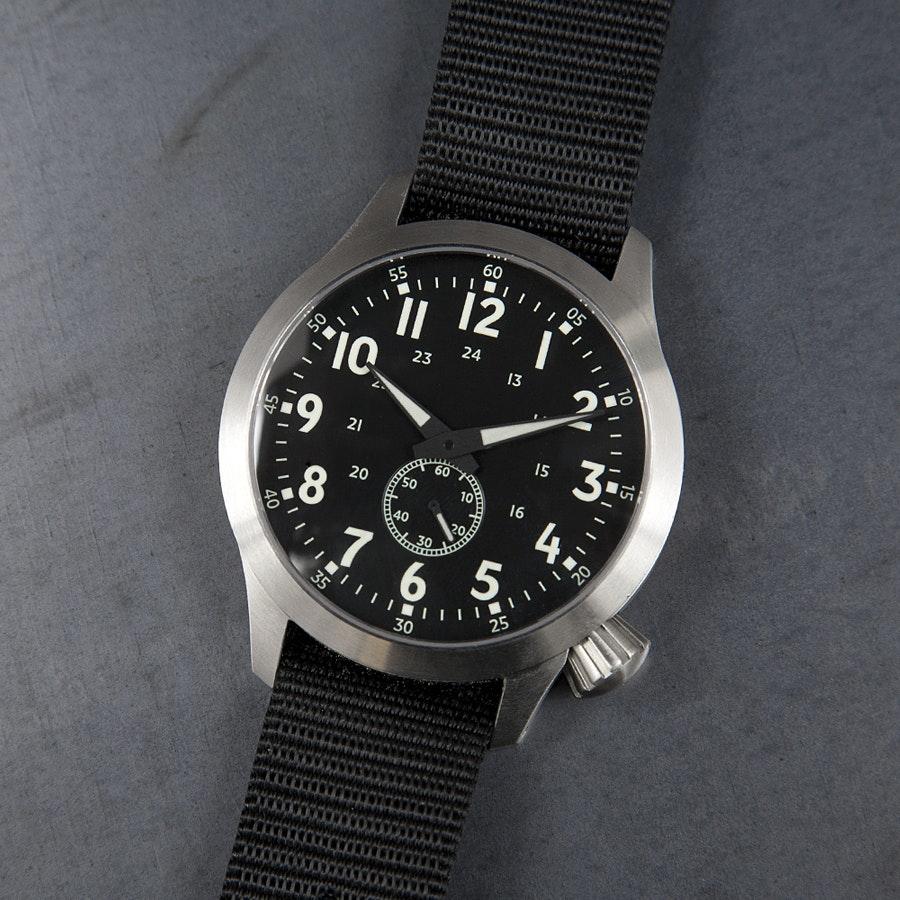 Maratac Large Pilot Automatic Watch