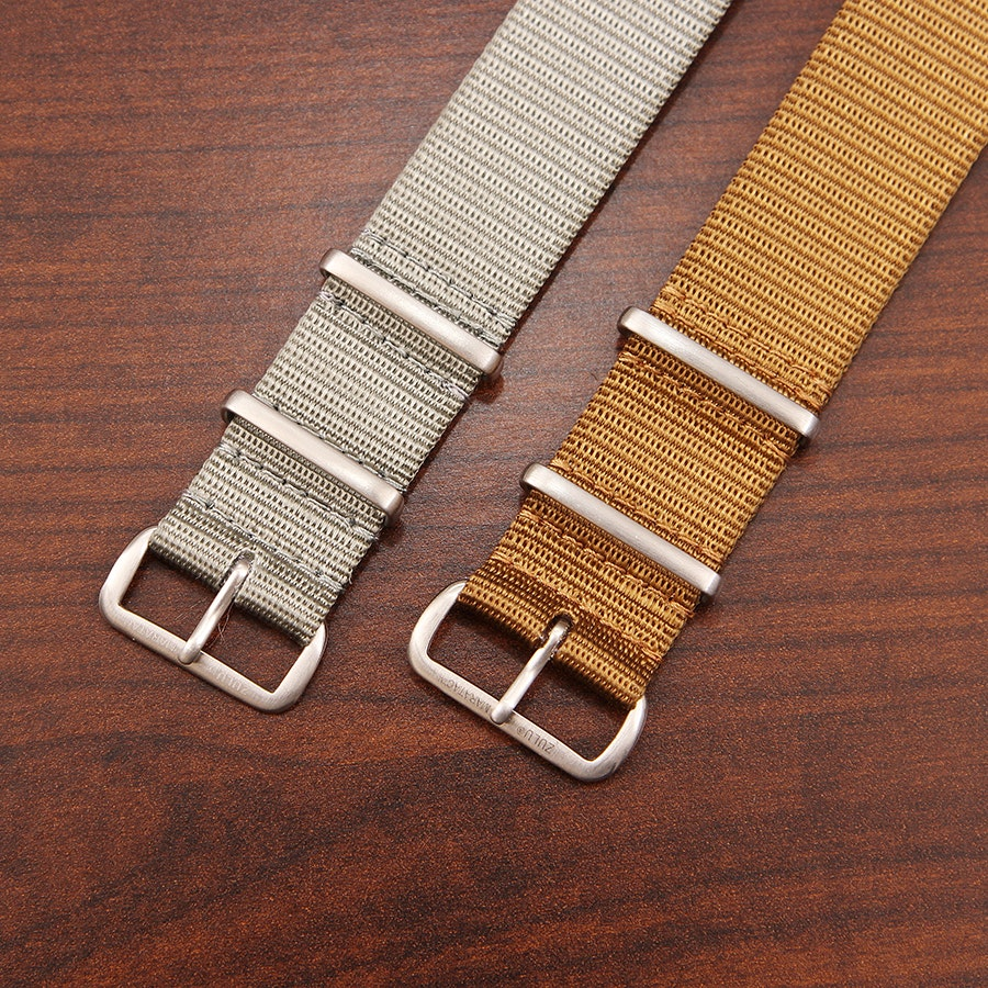 Maratac MIL-NATO Watch Band (2-Pack)